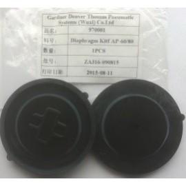 Мембраны для компрессора Thomas AP 60/80
