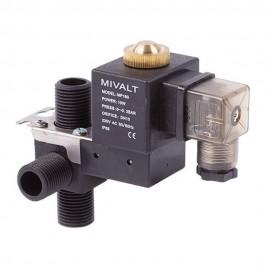 Электромагнитный клапан Mivalt для ЮНИЛОС Астра